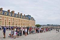 France, Ile de france, Palace of versailles