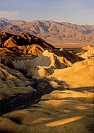 ZABRISKIE POINT _ DEATH VALLEY NATIONAL PARK, CALIFORNIA