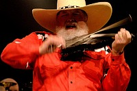 Country music legend Charlie Daniels plays solo on his fiddle. On July 10, 2007 Sean Hannity and Freedom Alliance, with partner 750 WSB Radio, and a c...