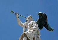 Venetian angel.