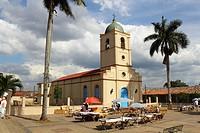 Cuba, Vinales Church