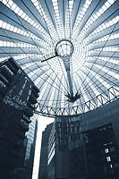 Futuristic Berlin