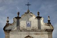 Igreja de Nossa Senhora do Carmo church in Tavira, Algarve, Portugal, Europe
