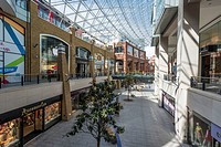Victoria Square Shopping Centre, Belfast, Northern Ireland, United Kingdom, Europe