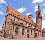Cathedral Villingen Black Forest