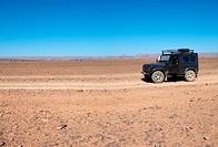 Desert travelling