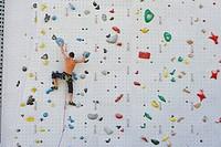 arrampicata sportiva, free climbing