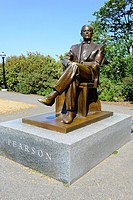 Lester Pearson past prime minister Ottawa Ontario Canada National Capital City