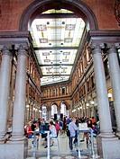 Galleria Alberto Sordi  Piazza Colonna  Rome, Lazio, Italy, Europe.