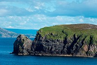 Dramatic coastline seen from Fanad Head, Co Donegal, Republic of Ireland
