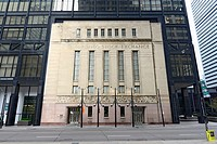 Toronto Stock Exchange Downtown city life Toronto Ontario Canada