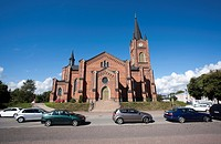Loviisa church, Finland