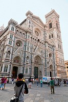 Cathedral of Florence  Italy
