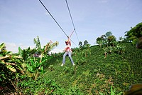 Canopy Sport, Coffee Axis, Quindio, Armenia, Colombia