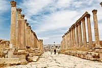 ruinas jerash