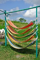 Sale of Hammocks, Coffee Axis, Quindio, Armenia, Colombia