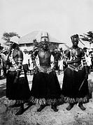 Africa, Guinea Bissau, a former Portuguese Guinea, indigenous, 1930