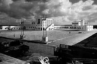 africa, libia, villaggio italiano sulla litoranea, 1947