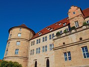 Altes Schloss Old Castle, Stuttgart