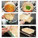 Steps for Making Chicken Pot Pie
