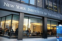 New York City, the New York Institute of Technology, Manhattan