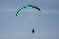 Paragliding, Coupe Icare, Saint Hilaire du Touvet, Isère, Rhône-Alpes, France.
