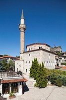 asia, turkey, central anatolia, ancient town of safranbolu, kazdaglioglu camii