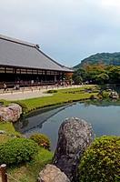 Tenryu-ji Temple, Arashiyama