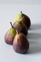 Four fresh figs