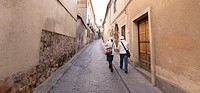 Walking Segovia