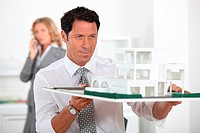 Architect with a model development