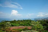 Andaman coast scenery. Phuket island, Thailand.