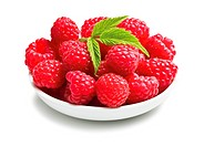 tasty raspberry fruit
