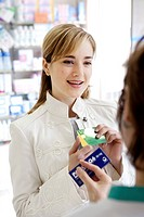 GENERIC DRUG IN PHARMACY
