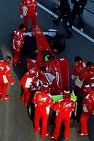 Felipe Massa BRA, Scuderia Ferrari, F1 Testing Jerez de la Frontera, Spain 7_10 February 2012