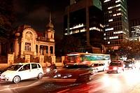 City Urbana, Avenue Paulista, Capital, São Paulo, Brazil