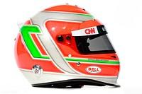 Jarno Trulli ITA, Caterham F1 Team helmet, F1 Testing Jerez de la Frontera, Spain 7_10 February 2012
