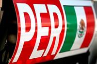 Sergio Perez MEX, Sauber F1 Team ,F1,Testing Barcelona, Spain ,Barcelona .