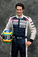 Bruno Senna BRA Williams F1 Team, F1, Australian Grand Prix, Melbourne, Australia