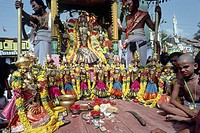 Mahamakham,Mahamaham is a Hindu festival which is celebrated every 12 years  It is considered sacred to take a dip at the Mahamakham Tank