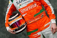 Nico Hulkenberg D Sahara Force India F1 Team, F1, Australian Grand Prix, Melbourne, Australia