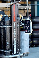McLaren Mercedes F1 Team, F1, Australian Grand Prix, Melbourne, Australia