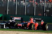 Charles Pic F Marussia F1 Team, F1, Australian Grand Prix, Melbourne, Australia