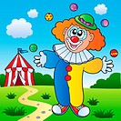Clown theme picture 7