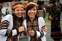 Mizoram a state in Northeast India is home to several tribes each having a unique cultural identity. This portrait showcases the people and costumes o...