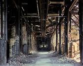 Glendale Power Station Hallway