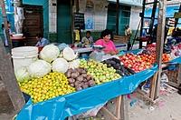 Iquitos, Peru. Belen open_air market