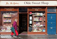 Killarney, County Kerry, Ireland  Mr  Mc Guire's Olde Sweet Shop