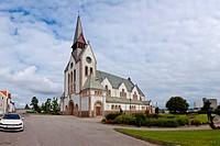 Domkirken in Stavanger city
