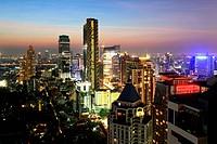 Bangkok Skyscraper Cityscape